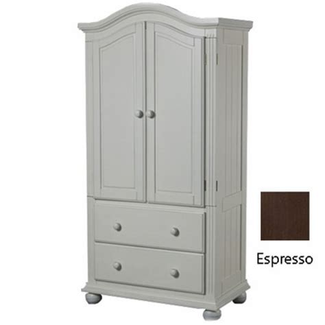 sorelle armoire sorelle vista armoire french white simply baby furniture