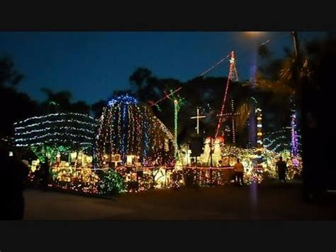 christmas light show the biggest in ta bay florida