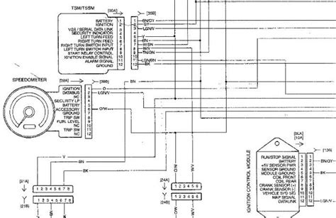 ignition simple chopper wiring diagram get free image