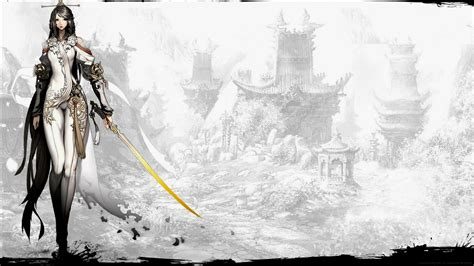 wallpaper 4k blade and soul blade and soul asian martial arts action fighting 1blades