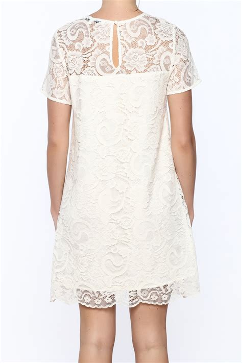 lace swing dress cupcakes cashmere lace swing dress from dallas by hulla
