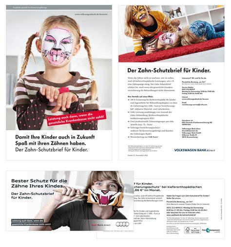 vw bank hannover pos materialien volkswagen bank direct grafikdesign