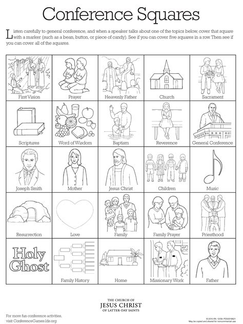 conference coloring pages lds free coloring pages of choose the right lds