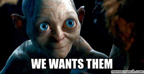 Gollum Meme - the gallery for gt scary movie 4 funny