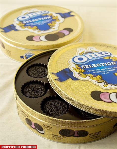Oreo Selection make someone s delicious with mondelez certified foodies