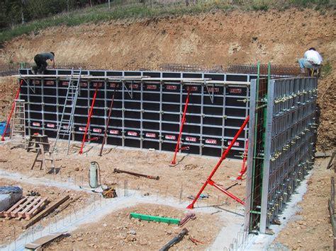 portale banche banche bois coffrage construction maison b 233 ton arm 233