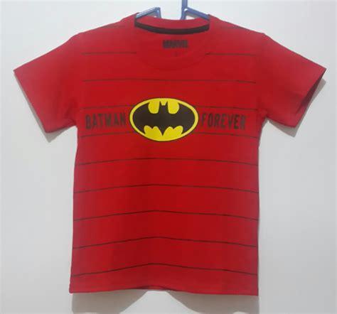 Kaos Anak Batman kaos anak batman forever 1 6 grosir eceran baju