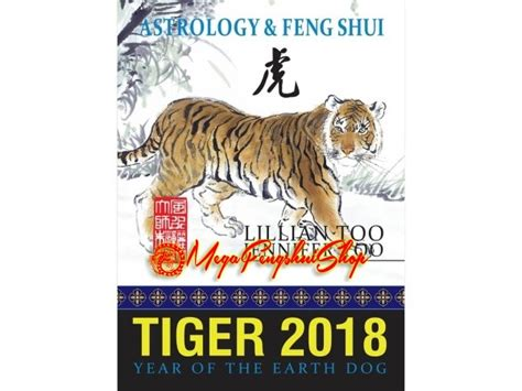 lillian fortune feng shui 2018 tiger books lillian astrology and feng shui forecast 2018 for tiger