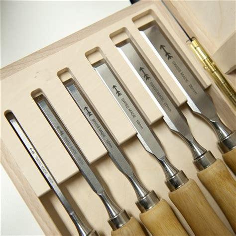bench chisel set pfeil bench chisels set 6 piece pfeil carbatec