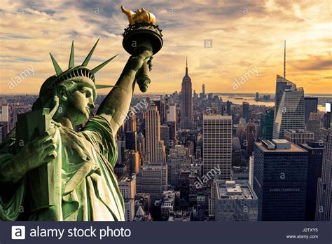 statue of liberty l statue of liberty new york aerial stock photos statue of
