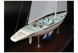 Kitchen Curtain Panels by America S Cup Winner Australia Ii 1983 Sailboat Scaled Model