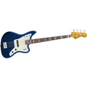 Fender Jaguar Bass Blue Fender Jaguar Electric Bass Guitar Cobalt Blue Music123