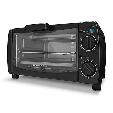 Kris Oven Toaster 10 Liter toastmaster 4 slice 10 liter toaster oven in black bed bath beyond