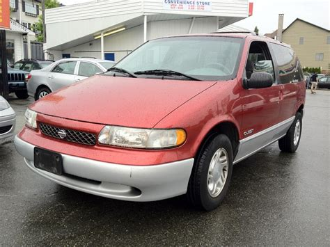 Nissan Quest 1998 by 1998 Nissan Quest Information And Photos Zombiedrive