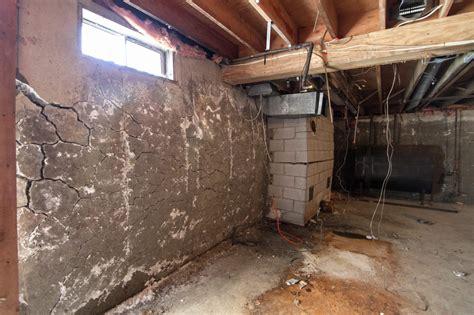 crumbling concrete foundation repair hartford ct