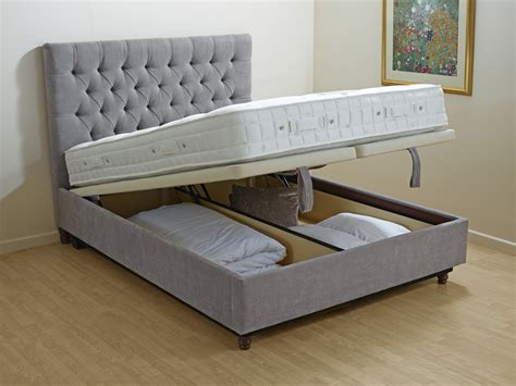 ottoman beds with mattress ottoman divan base beds county sleep shop bed and