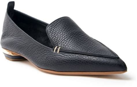 nicholas kirkwood loafer nicholas kirkwood pointed loafer in black lyst