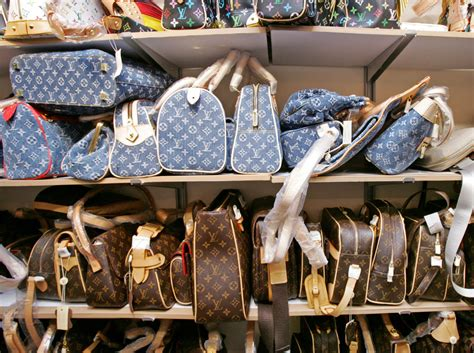 Authentic Branded Goods rise in counterfeit luxury goods