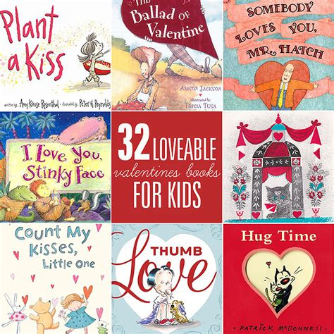 valensteins books 32 loveable valentines books for