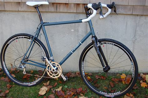 Handmade Cyclocross Bikes - plus one handmade cyclocross bike greg s pereira