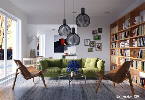 Creative Living Room | 20 creative living rooms for style inspiration