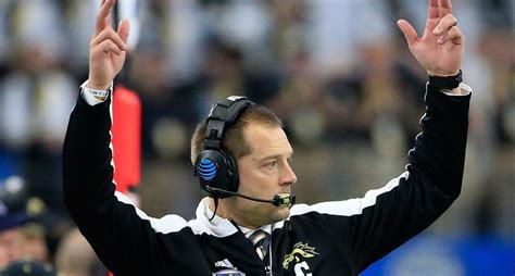 pj fleck row the boat espn after potential controversy pj fleck brings quot row the boat