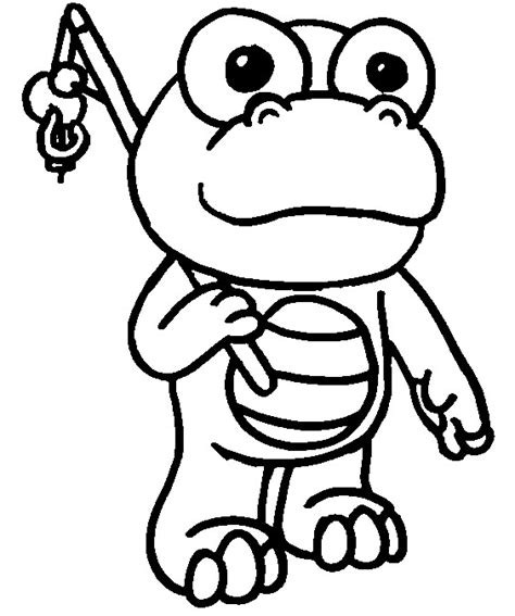 Coloring Page Pororo Crong 5 Pororo Coloring Pages