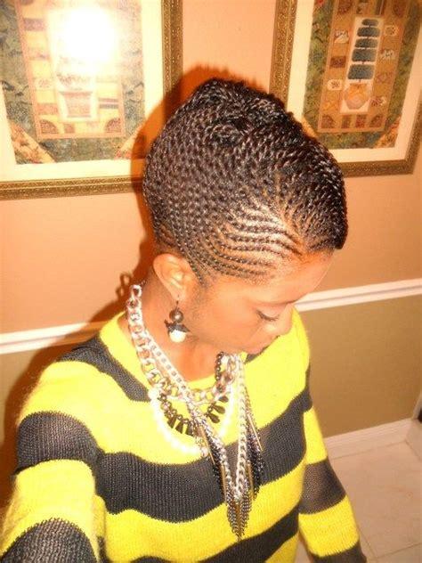 monie b hair such a beautiful professional style natural hair