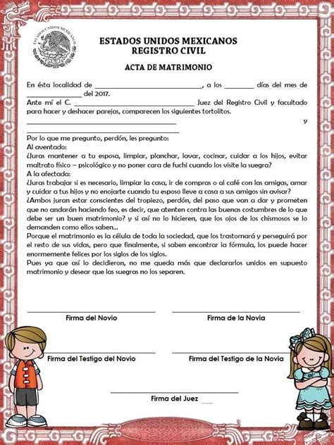 certificado de matrimonio para kermes m 225 s de 1000 im 225 genes sobre ideas escolares en pinterest