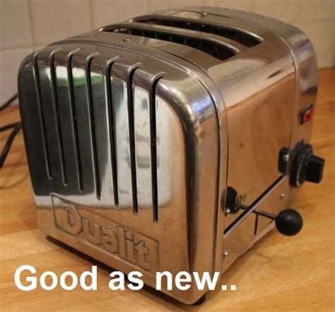 How To Clean Dualit Toaster How To Clean A Dualit Toaster Vistal Cleaning Products
