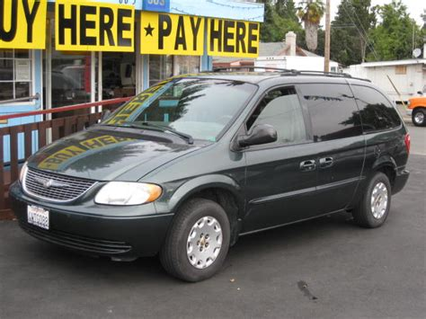 2001 Chrysler Town And Country Lx 2001 Chrysler Town Country Lx 5184