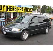 2001 Chrysler Town &amp Country LX 5184 Sold
