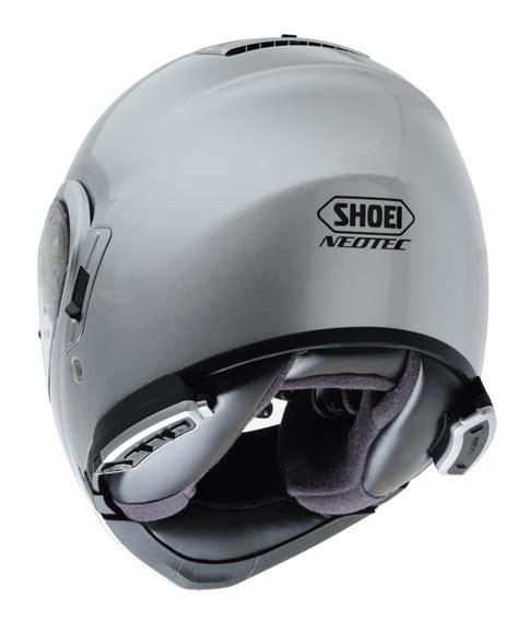 Motorradhelm Shoei Qwest by Cardo Sho 1 Shoei Motorrad News