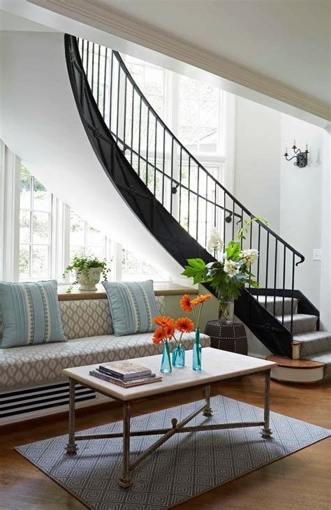 top ten staircase window awesome wrought iron stair windows with stairs seating area open small living room
