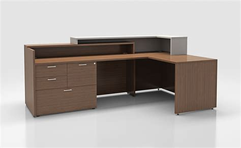 Reception Desk Furniture Three H Reception Desk New Office Furniture Now