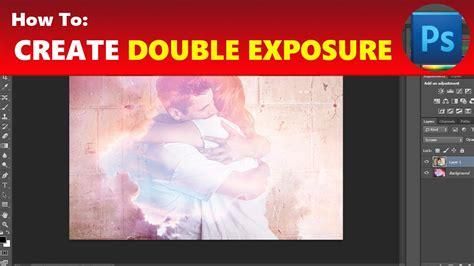 double exposure in photoshop tutorial youtube how to create double exposure effect in photoshop youtube