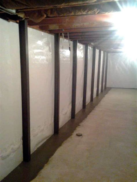 complete basement systems of mn basement wall repair