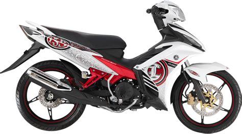 Sticker Striping Motor Stiker Yamaha Zr Merah Spec A Yamaha Lagenda 115zr Or 135lc Clutch 5 Speed