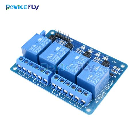 Arduino Relay Module 1 Channel For 37 In 1 Sensor Limited 1 1 2 4 6 8 channel 5v relay module board optocoupler led
