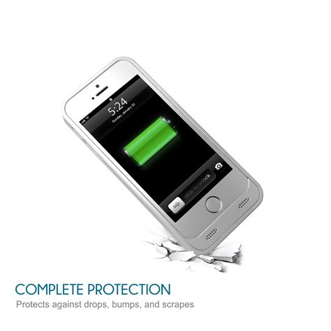 iphone 5s battery stalion 174 stamina 2400mah extended rechargeable battery for iphone 5 5s se ebay