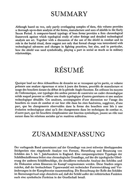 Summary For A Resume what is a summary of qualifications
