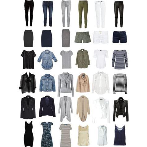 Parisian Chic Capsule Wardrobe by 17 Best Ideas About Wardrobe Basics On