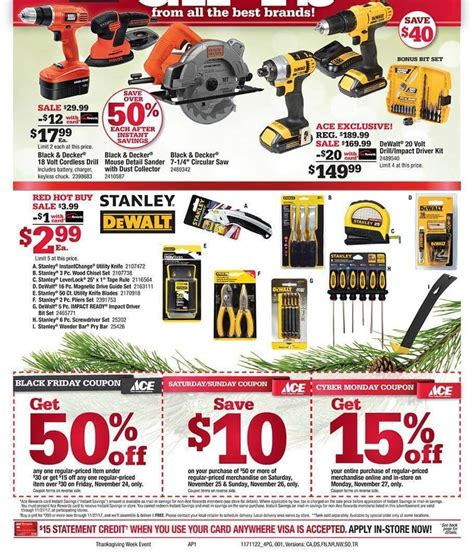 5 stories for friday ace hardware coming to n ogden ace hardware black friday ad 2017