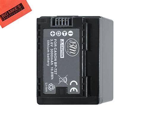 Kaos Quiksilver Bm Premium 72 bm premium bp 727 battery for canon vixia hf r80 hf r82 hf r800 hfr70 hfr72 hfr700 hfm50