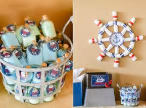 Nautical Baby Shower Decorations For Home by Vintage Nautical Baby Shower Decor And Styling