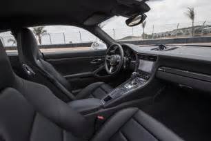 Porsche 911 Turbo Interior 2017 Porsche 911 Turbo And 911 Turbo S Review