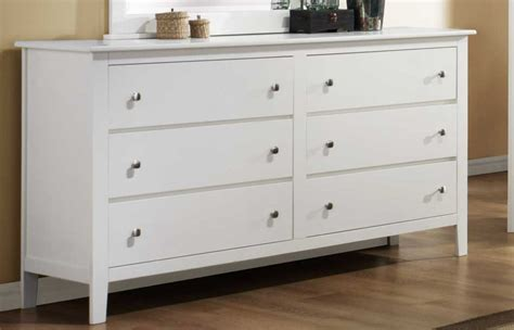 White Bedroom Dresser Harris Dresser White Dressers