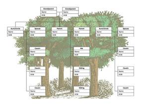 html tree 40 free family tree templates word excel pdf