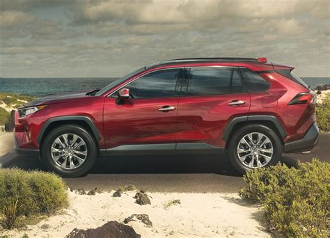 Toyota Rav 4 New by All New 2019 Toyota Rav4 Gets Aggressive In Every Way