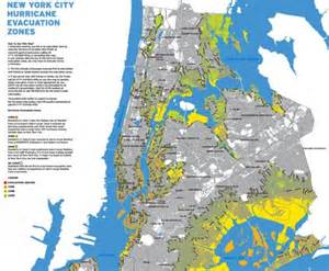 Flood Zone Map Nyc by Hurricane Sandy Nyc Evacuation Zones Maps Update And